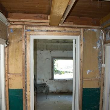 Een verbouwing of renovatie plannen
